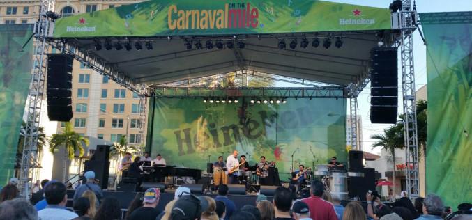 El carnaval de Miracle Mile: un festival dedicado a la cultura