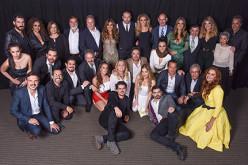 El elenco estelar de la nueva producción de El Señor de los Cielos se presentó en México