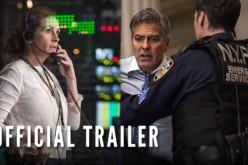 Julia Roberts y George Clooney se unen en  Money Monster. Una película dirigida por Jodie Foster