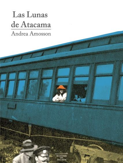 Libro Las Lunas de Atacama