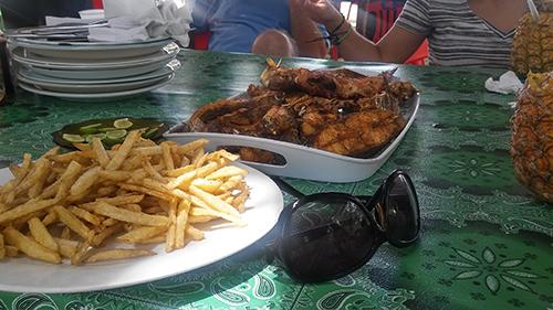 Punta-Cana-pescado-frito