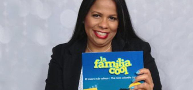 Dania Santana lanza libro infantil bilingüe en Hispanicize