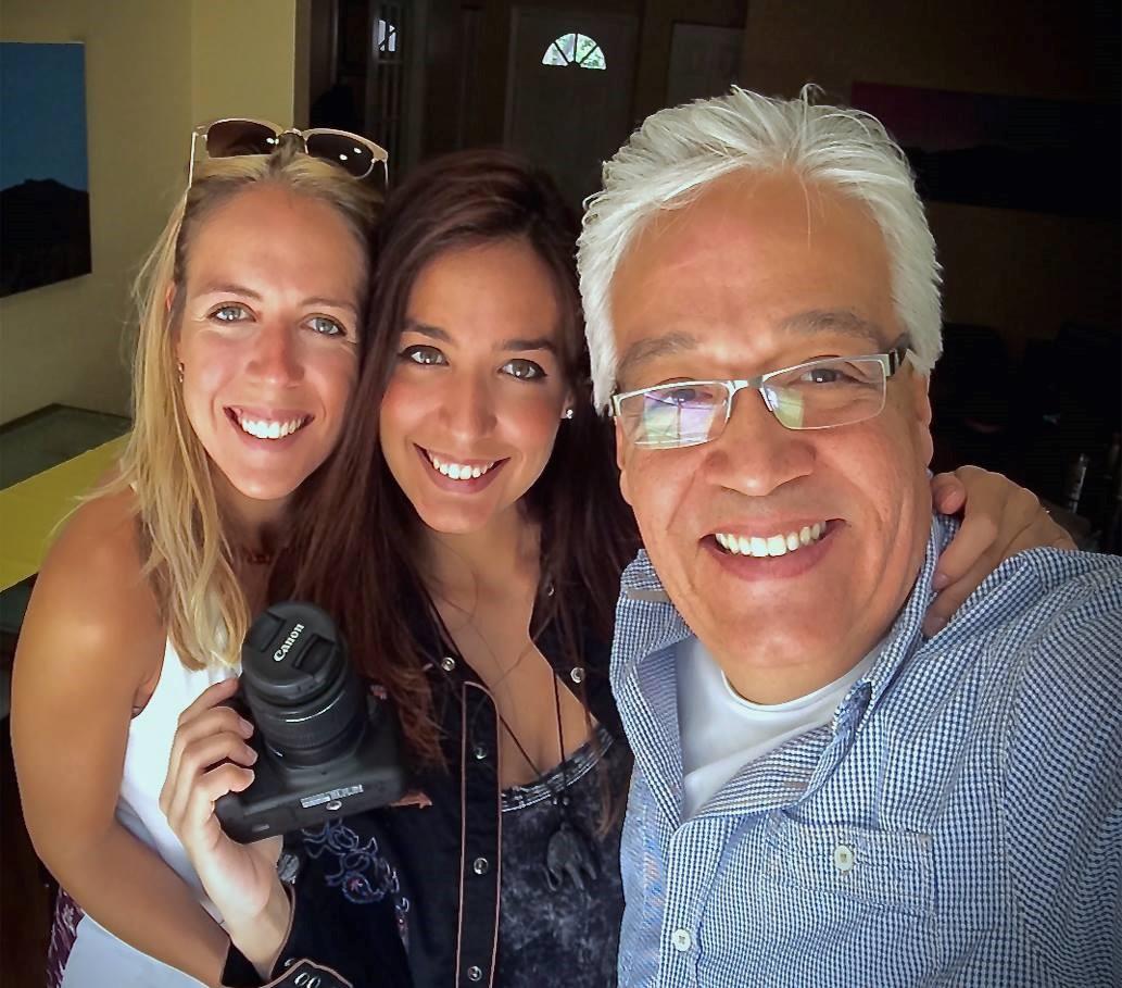 Jose Pirulo y sus hijas