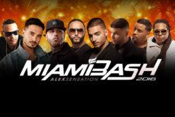 Todo listo para el concierto de Música urbana Miami Bash