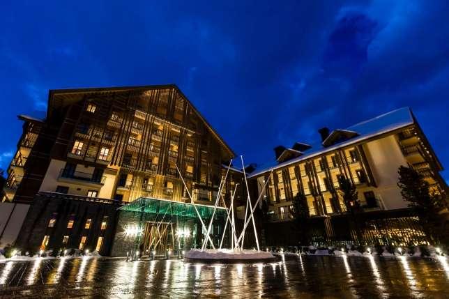 Hotel de Chedi thechedi-andermatt com