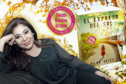La novela El Expreso del Sol finalista en el International Latino Book Awards 2016