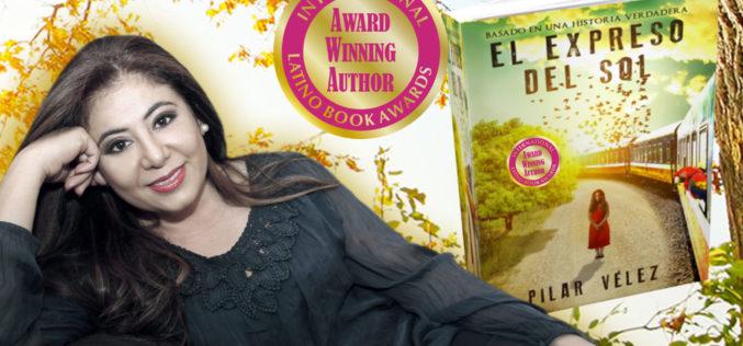 La novela El Expreso del Sol finalista en el International Latino Book Awards 2016