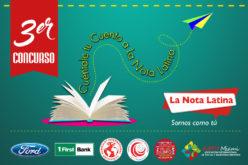 La Nota Latina y Hispanic Heritage Literature Organization anuncian tercer concurso de cuentos
