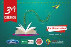 """Ford colabora con la tercera edición del concurso """"Cuéntale tu Cuento a La Nota Latina"""""""