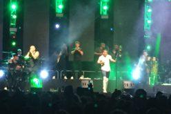 Gente de Zona y Elvis Crespo pusieron a bailar a Curacao