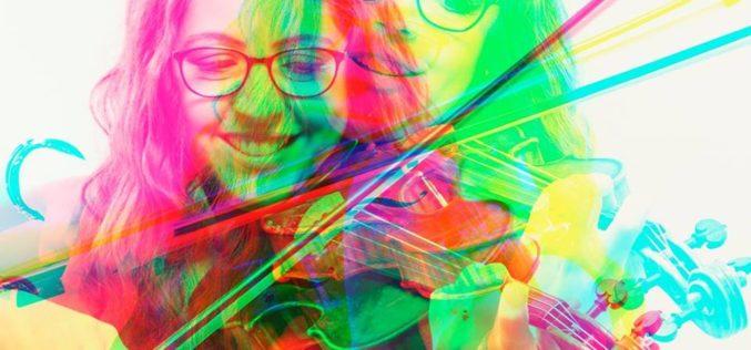 """Violinista Daniela Padrón debuta en Miami con el álbum """"Bach to Venezuela"""" para honrar sus raíces"""