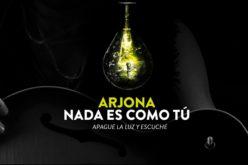 """Ricardo Arjona estrena """"Nada Es Como Tú"""". Has de tener tus defectos, pero mi amor no los ve…"""