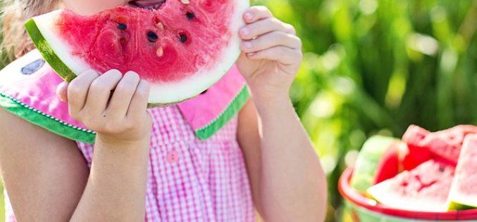 Consejos para consumir frutas y verduras en verano