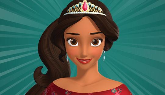 Disney crea la primera princesa latina para una serie