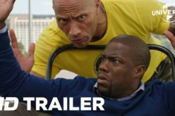 """Dwayne Johnson y Kevin Hart harán de las suyas en """"Un Espía y Medio"""""""