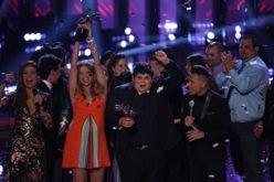 "Christopher Rivera ganó la cuarta temporada de ""La Voz Kids"""