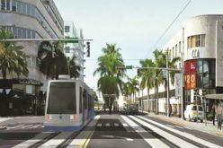 Miami Beach podría contar con un tranvía