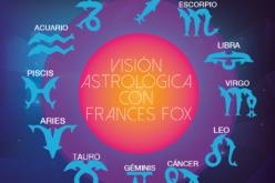 Visión Astrológica con Frances Fox: Del 1 al 6 de noviembre de 2016