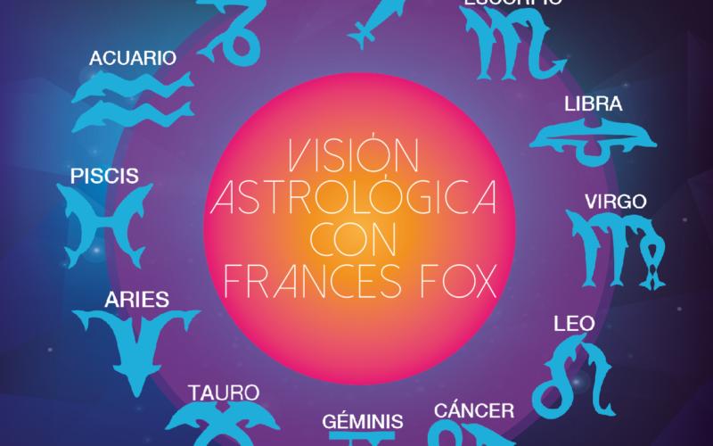 Visión astrológica con Frances Fox: del 13 al 19 de marzo