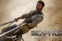Ben-Hur uno de los grandes estrenos de Agosto