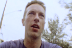 Coldplay en bici por la Ciudad de México