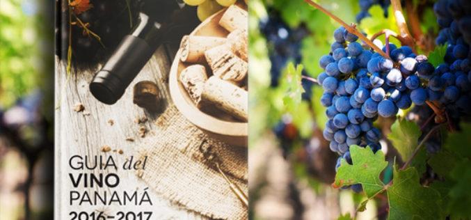 """Escuela de Sibaritas presenta la primera """"Guía del Vino Panamá 2016-2017"""""""