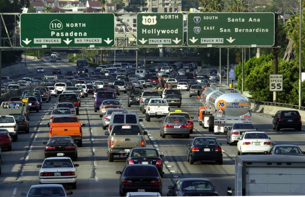 Los Angeles autos