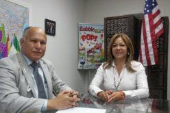 """Laura Lugo y Ricardo Casado: """"El éxito de Yogurt4you está basado en su fórmula y concepto saludable"""""""