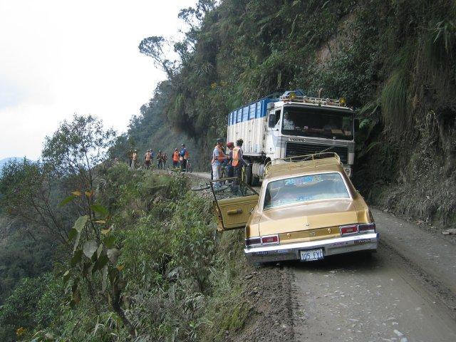 Carretera de Bolivia