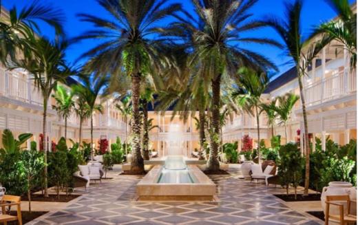 One & Only: El hotel de las Bahamas con el glamour británico del agente 007