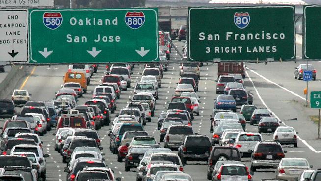 San Francisco trafico