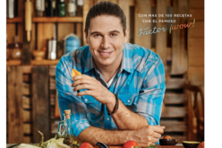 Chef James Tahhan lanza su primer libro