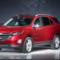 Chevrolet  presentó el nuevo Equinox del 2018
