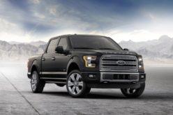 La Ford F150 número uno en ventas en EE.UU