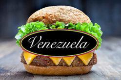 Venezuela es una hamburguesa
