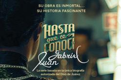 """""""Hasta Que Te Conocí"""" la serie de Juan Gabriel se estrena el 11 de septiembre"""