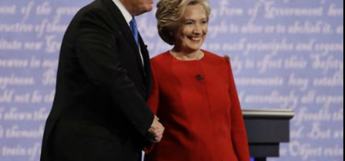 Primer Debate Presidencial EE.UU: Trump a la defensiva y Clinton al ataque