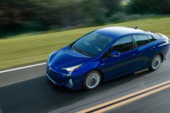 Toyota presentó en California el nuevo Prius del 2017, su vehículo verde