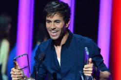 """Enrique Iglesias, Wisin y la banda sinaloense MS de Sergio Lizarraga los grandes triunfadores de los """"Latin American Music Awards"""" 2016"""