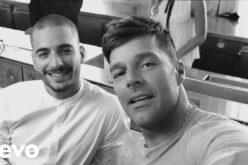 Ricky Martin y Maluma seducen en Vente Pa' Ca