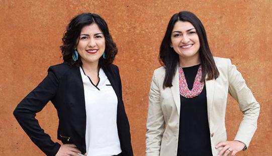 Viridiana Carrizales y Lorena Tule: Los rostros amables que crean oportunidades a maestros en el DACA