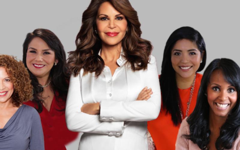 """Nely Galán: """"Con nuestros webinars queremos seguir empoderando  a la mujer latina"""""""