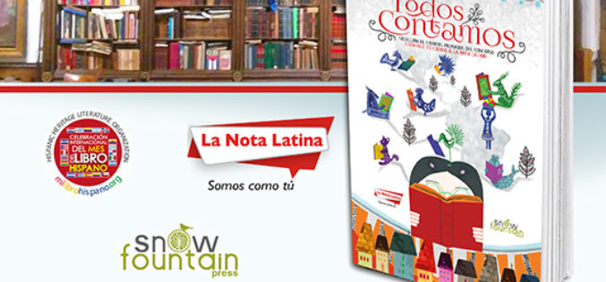 "Libro ""Todos Contamos"" disponible en Amazon"