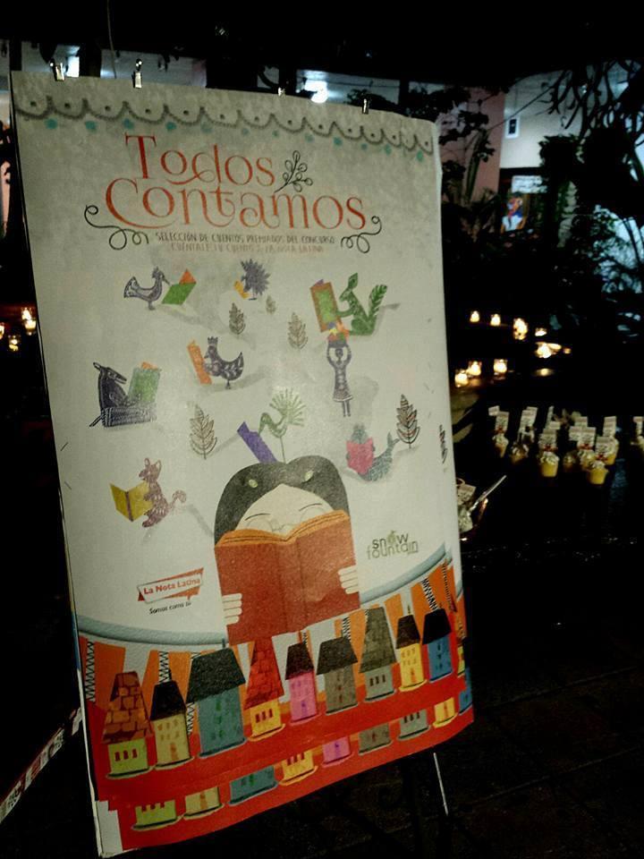 """La Nota Latina participa en esta feria con su libro """"Todos Contamos"""""""
