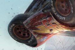 """Un aparatoso accidente marca el debut de """"Cars 3"""""""
