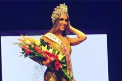 Chica Venezuela USA 2016 corona a Fabianna Napoli como su soberana