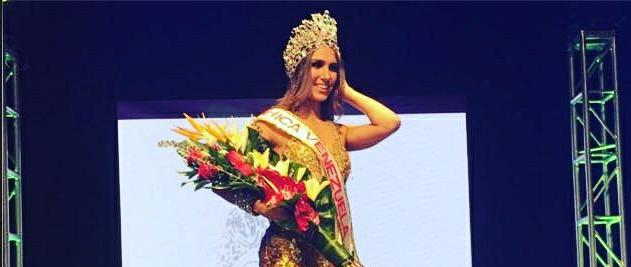 Chica Venezuela reina 2016