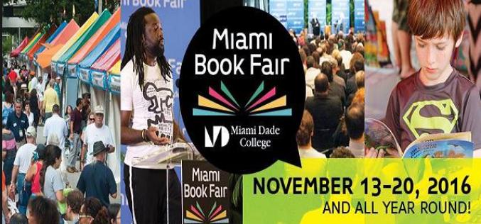La Feria del libro de Miami abrió sus puertas