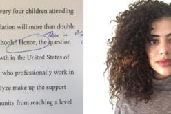 Tiffany Martínez, la estudiante acusada por usar palabra muy erudita para ser latina