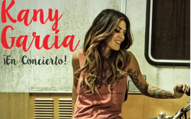 """Kany García trae su """"Limonada"""" a Miami"""